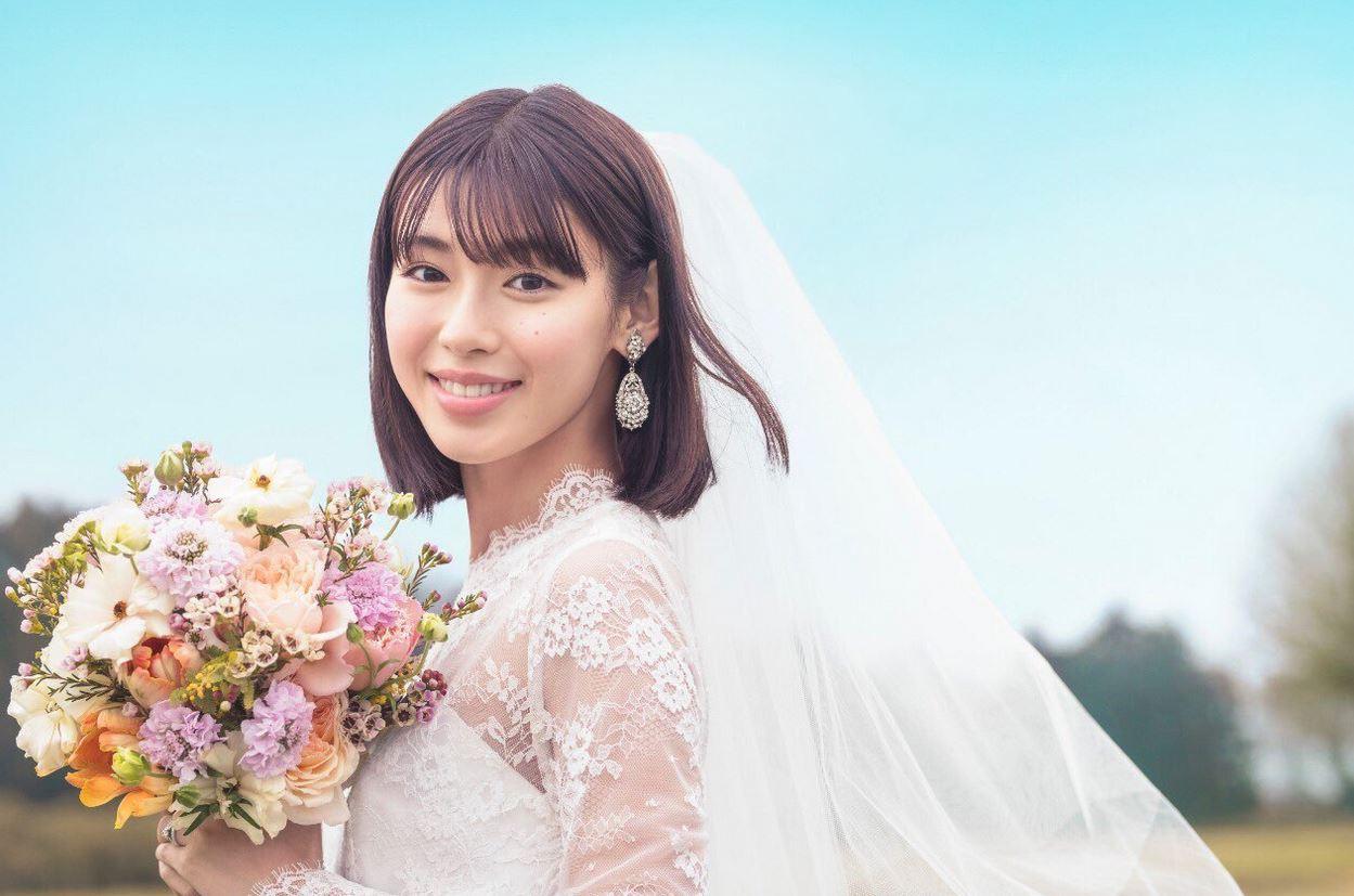 リクルート『ゼクシィCM』綺麗な花嫁役は女優【白石 聖】12代目CMガール