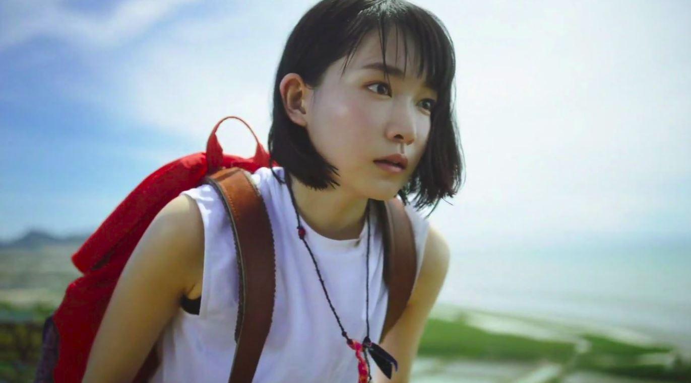 『東京海上日動あんしん生命』CMで登山をする女性は女優【小川紗良】
