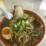 ガチ煮干し / ラーメン 麺雅  (青森市長島)