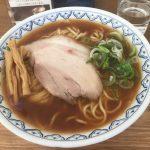 鶏煮干しラーメン/麺屋とろも(青森市第二問屋町)