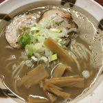 煮干しラーメン/煮干屋   金ぼし(青森市八重田)