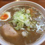 煮干しラーメン/中華そば   きた倉(青森市青柳)