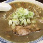 【閉店】煮干しラーメン/自家製麺  味匠 やずや(青森市浪岡)