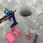 青森《氷上ワカサギ釣り 始め方 準備編》穴釣りに必要な道具一式✰便利な道具や必須アイテム