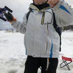 《氷上ワカサギ釣り》最盛期の青森【内沼】情報☆釣果