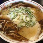 昔ながらの青森煮干しラーメン【まるかいらーめん】青森市安方