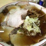 あっさり煮干しラーメン【中華そば倉内】青森市安田