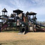 子供とお出かけ【つがる地球村スポーツパーク】アスレチックやスポーツが楽しめる